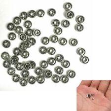30x 681zz 1x3x1mm Shield Miniature Micro Ball Bearings Mini Bearing Replacement