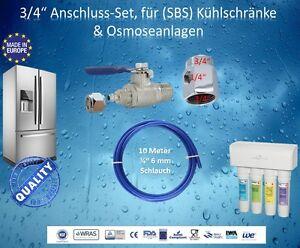 Kühlschrank Wasseranschluss Set : Wasseraußenanschluss set fritz berger campingbedarf