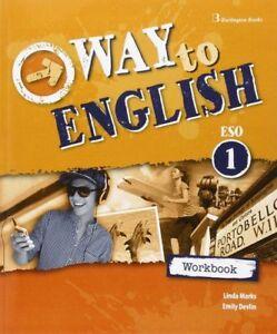 16 way to english 1 eso workbook language builder. NUEVO. Envío URGENTE