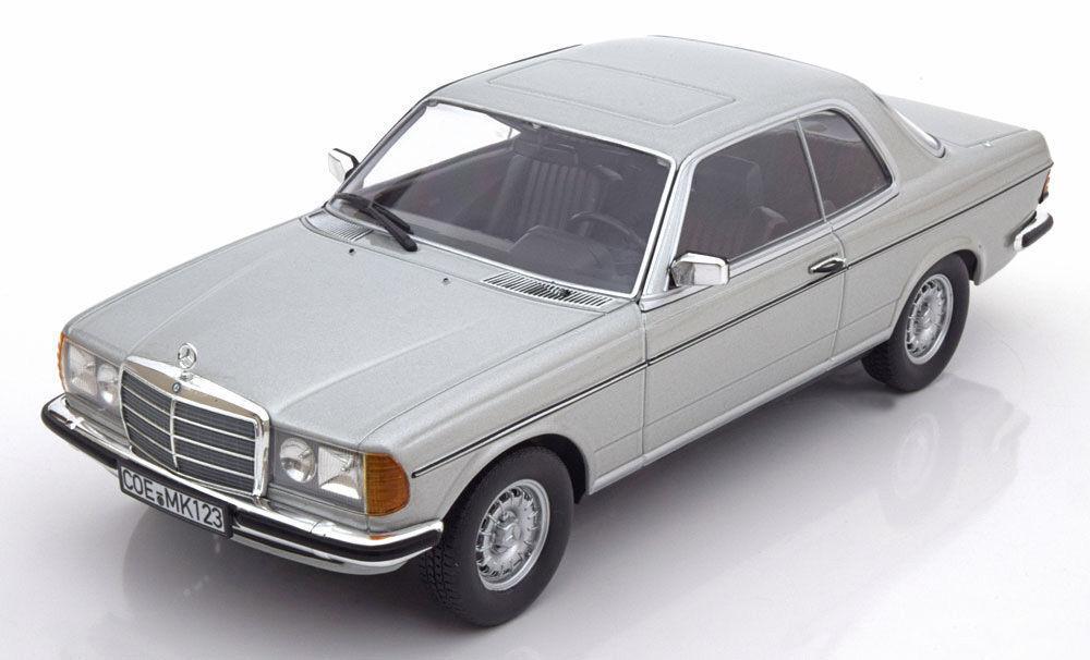Mercedes 280 CE Coupe C123 1980 champagner metallic Modellauto 1:18 Norev