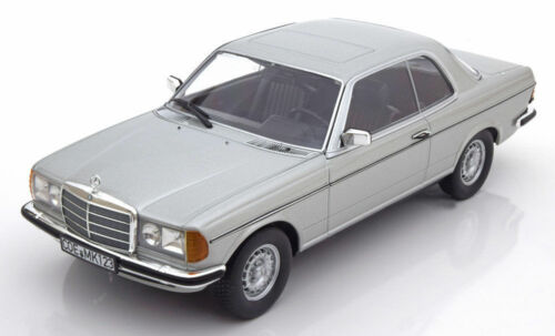 Norev 1980 Mercedes Benz 280 CE C123 Silver 118New!