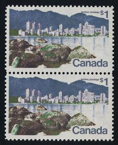 Canada 600 + 600ii MNH Vancouver