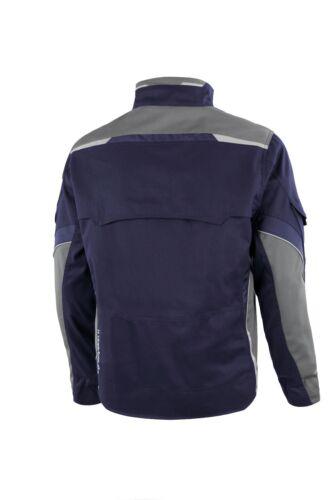 Grizzlyskin Workwear Herren Bundjacke Iron Arbeitsjacke Workwear Handwerkerjacke