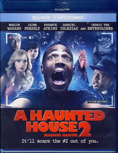 Details about A Haunted House 2 (Blu-ray + DVD Combo) (Blu-r New Blu