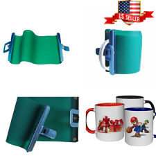 3d Sublimation Silicone Mug Wrap11oz Cup Clamp Fixture For Printing Mugs