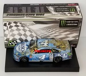 Kevin-Harvick-2018-Lionel-4-Busch-Light-Kansas-Win-Ford-Fusion-1-24-FREE-SHIP