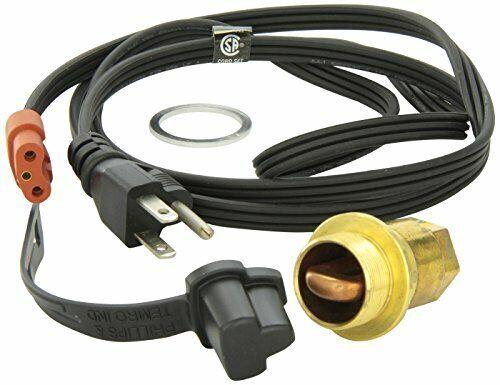 Zerostart 3100109 Engine Block Heater
