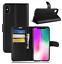 Luxus-Ultra-Slim-PU-Leder-Book-Case-GLAS-Display-Cover-fuer-Apple-iPhone-8 Indexbild 4