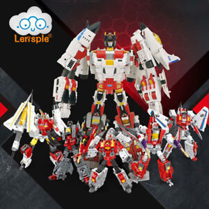 New-Battleplane-Transformation-Robot-Eagle-King-Action-Figure-Model-Toy