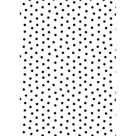 5 x 7 w Dot Background Darice® Embossing Folder