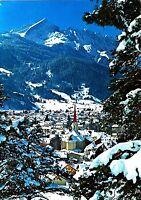 Garmisch-Partenkirchen , Ansichtskarte , gelaufen