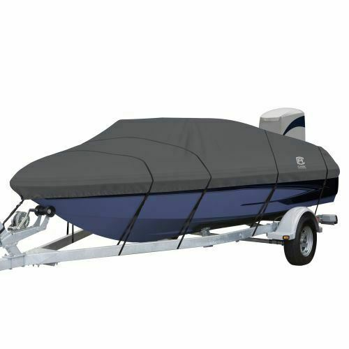 StormPro Heavy Duty Boat Cover, Fits Boats 21'6  -  22'6  L x 104  W  brand outlet
