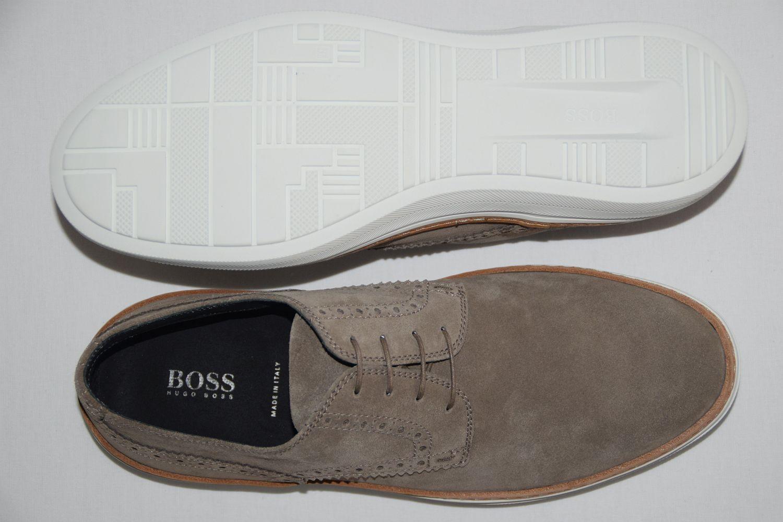 HUGO BOSS SCHUHE, Gr. EU 42 42 42 / UK 8 / US 9, Made in Italy, deaa62