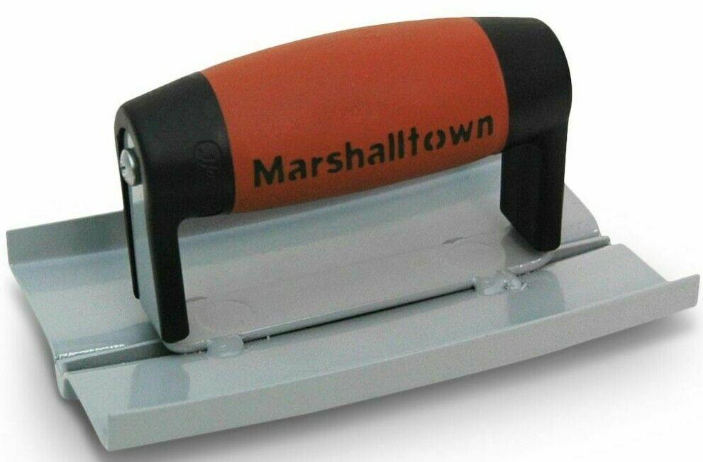Marshall ROCKER GROOVER 152x89mm stainless steel, Durasoft Handle
