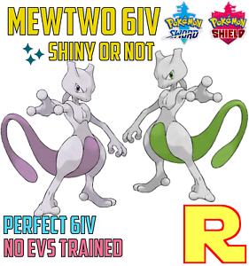 6IV-MEWTWO-SHINY-or-NOT-ITEM-POKEMON-SWORD-amp-SHIELD
