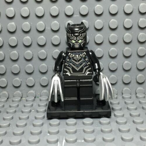 Black Panther Custom Minifigure Marvel Universe Minifigures Avengers
