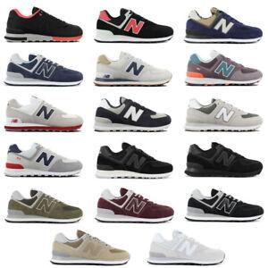 timeless design d7127 d6df0 Details zu NB New Balance ML574 Sneaker Herren Fashion Schuhe 574 Freizeit  Turnschuhe NEU