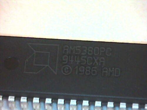 AM5380PC SCSI Interface Controller DIP40