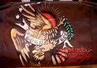 Harley Davidson SHOPPER Tote Shoulder Bag H-d Ed Hardy Tattoo 99914 ... 0c7c2f8433b94