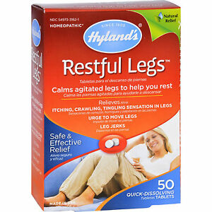 Restless Leg Syndrome Treatment Natural Remedy Relief Children