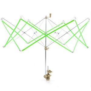 Knitting-Umbrella-Swift-Wool-Yarn-String-Winder-Holder-Hanks-Skeins-Line-CZFR
