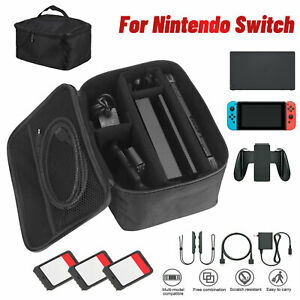 For-Nintendo-Switch-Travel-Carrying-Case-Protective-Storage-Bag-Large-Capacity