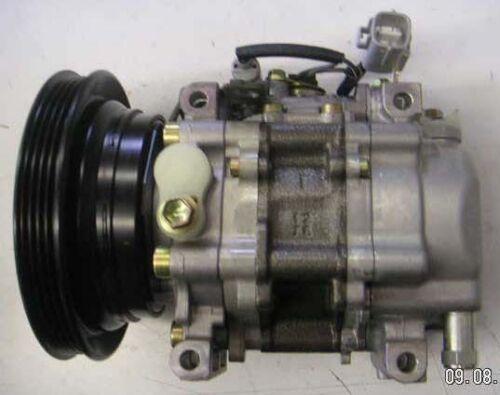 For Toyota Tercel LE DLX 91-92 A//C Compressor w// Clutch Denso Remanufactured