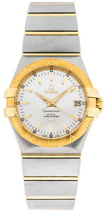 Omega-123-20-35-20-02-002-Constellation-Men-039-s-Co-Axial-35MM-Watch