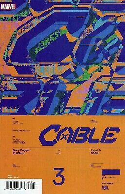 VF//NM Comics Book 2020 Cable #1 Marvel