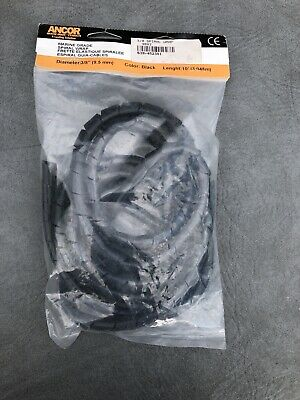 """Ancor 452251 Electrical Wire//Cable Split Loom//Spiral Wrap 1//4/"""" x 10/'"""