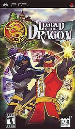 Legend of the Dragon (Sony PSP, 2007)G