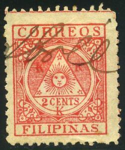 FILIPINAS-CORREO-INSURRECTO