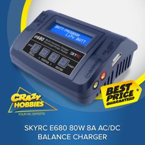 SKYRC e680 80W 8A AC/DC Balance Charger