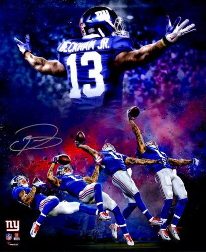 "002 Odell Beckham American Football Wide Receiver 24/""x29/"" Poster"