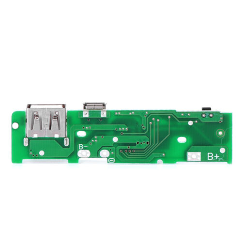 5V 2.1A USB Power Bank Charger Module 18650 Lithium Battery Charging PCB Board