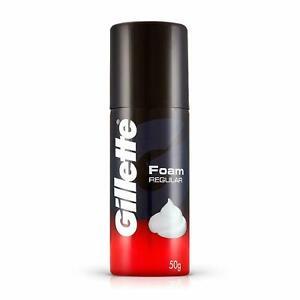 Gillette-Classic-Regular-Shave-Foam-50-gm-1-76-oz-Select-Pack-FREE-SHIP