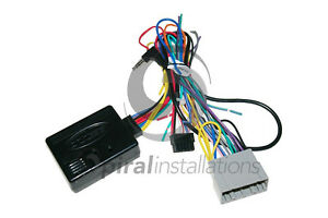 Image Is Loading Dodge Durango 2004 2005 Radio Wire Interface Aftermarket