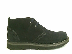 a basso prezzo a539d f3fe6 Details about Shoes man weenchester Shoes polacchine 402 Blue Suede Winter  50% discount- show original title