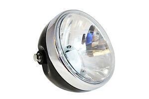 Motorbike-Headlight-for-BMW-Cafe-Racer-amp-Scrambler-Project-Black-12V-35W-6-5-034