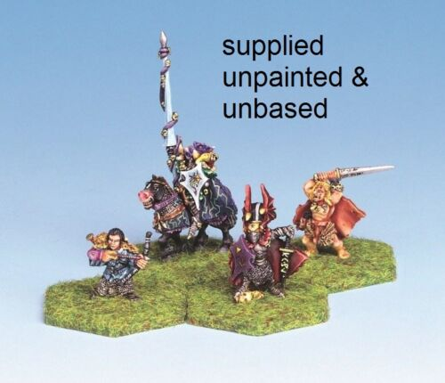 Icelords of Isthak Demon World 15mm Fantasy Figures new unpainted