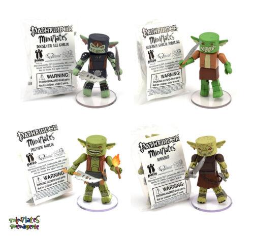 Pathfinder Minimates GenCon Exclusive Goblin Lot in Promo Bags