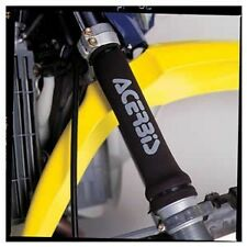 ACERBIS LONG BLACK NEOPRENE FORK SEAL SAVERS CR CRF XR RM RMZ DRZ KX KXF KDX