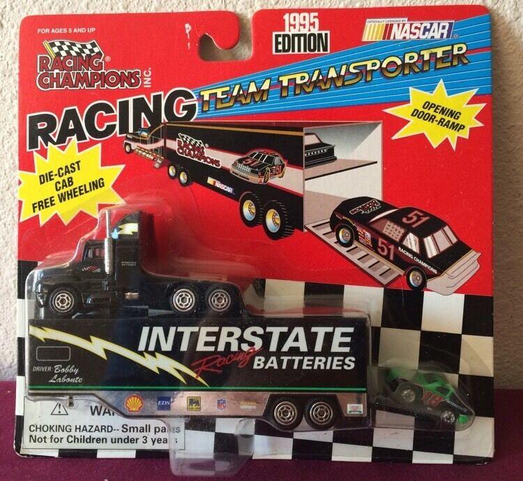 NASCAR Bobby Labonte 1995 1 144 Racing Team Transporter