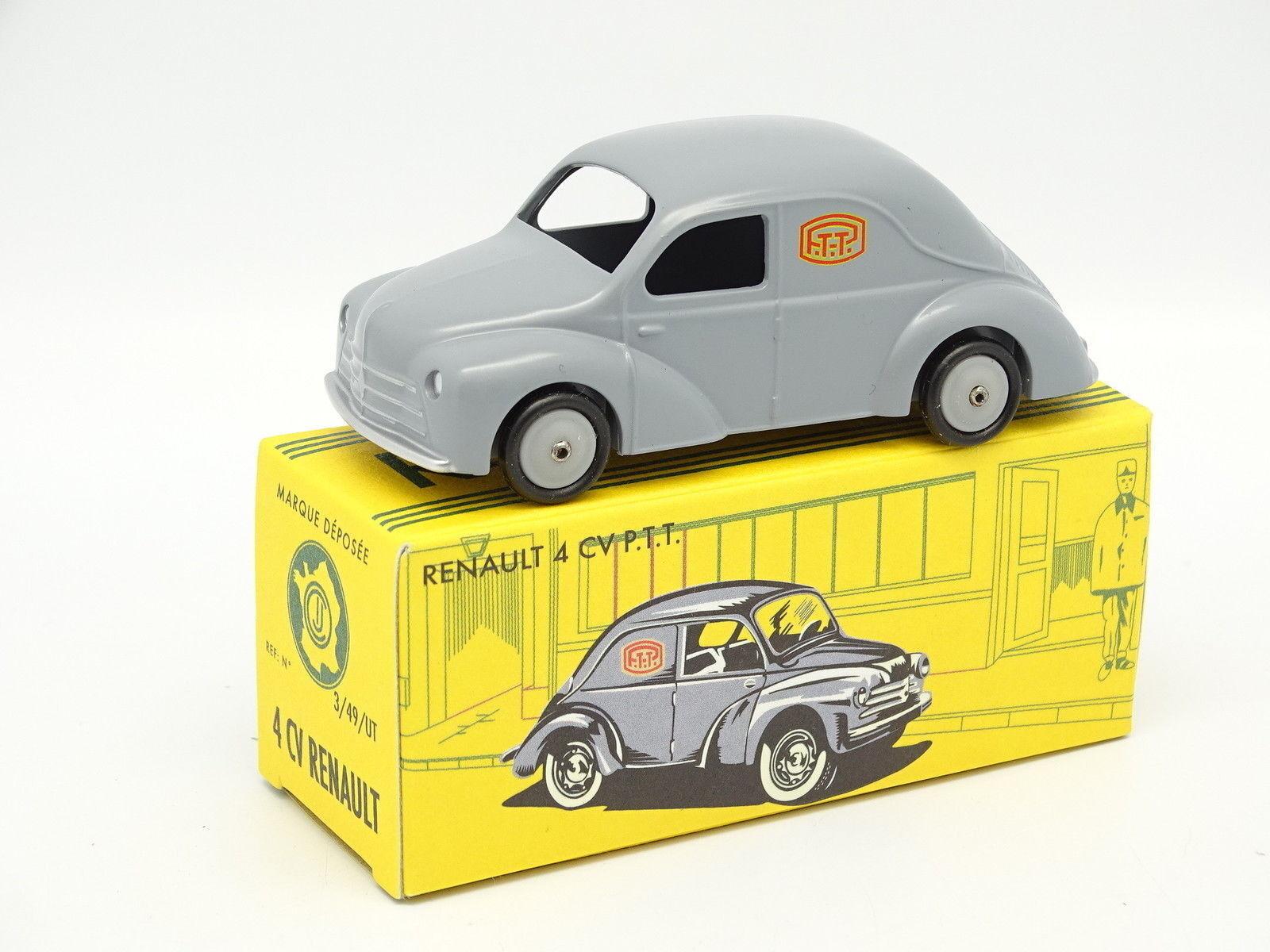 CIJ By Norev 1 43 - Renault Renault Renault 4CV PTT 779c87