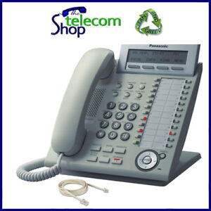 Panasonic KXDT333 Digital Telephone in White  B Grade with a 1 Yr Warranty - Rustington, United Kingdom - Panasonic KXDT333 Digital Telephone in White  B Grade with a 1 Yr Warranty - Rustington, United Kingdom