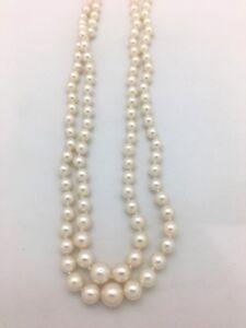 collier perle fermoir or