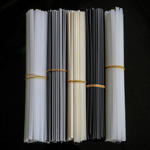Pp PVC Pe Stäbe 50x Plastik Schweißen Stangen Stoßstange Reparatur ABS