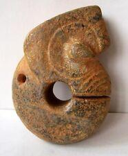 Chinese HongShan Jade--Big Pig-Dragon Totem
