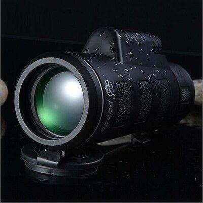 HOT NEW HandHeld Panda 35x50 Adjustable Monocular Telescope Camping Outdoor