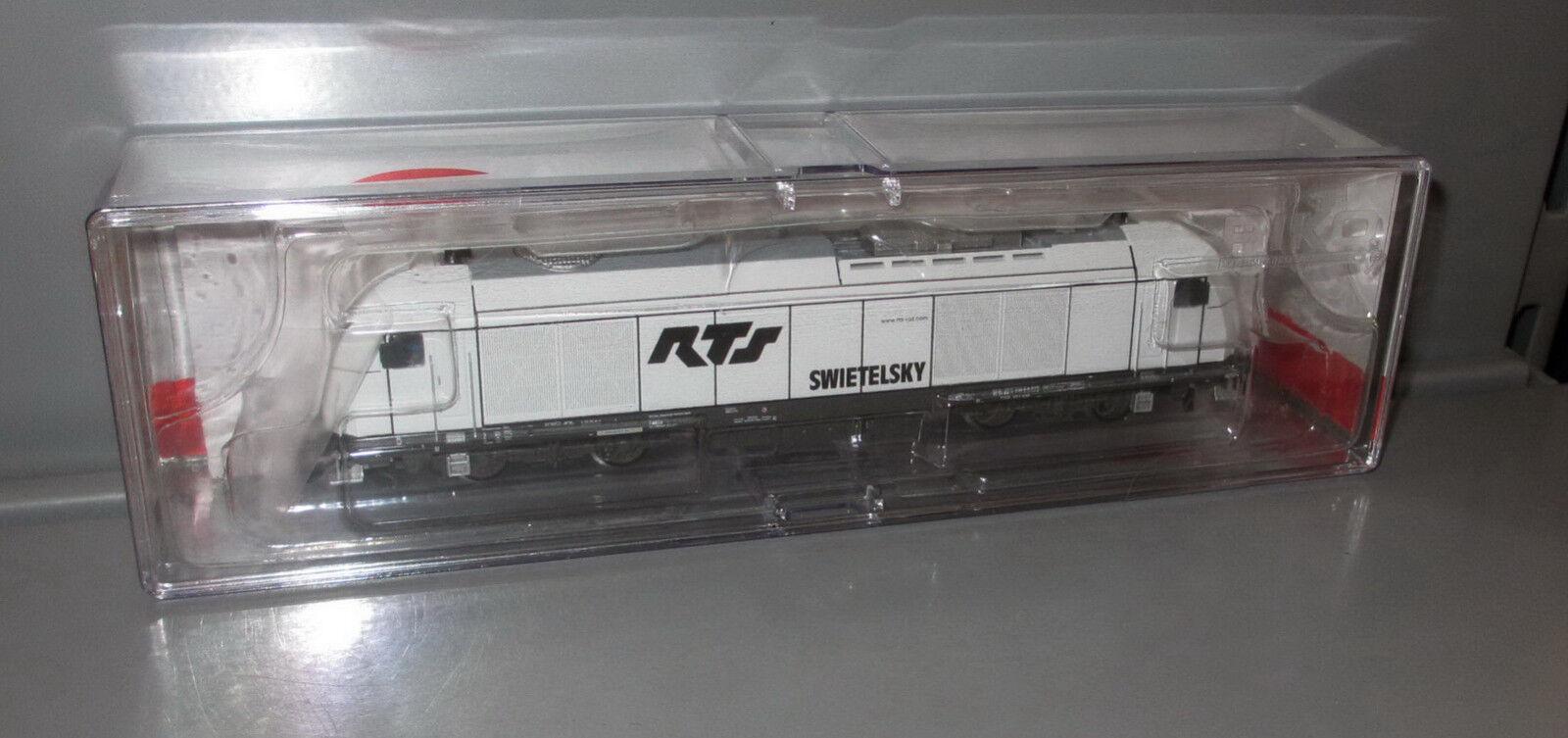 Piko TT 47598 RTS diesellok  Hércules  RTS, época vi _ nuevo